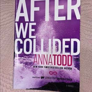 Anna Todd after we collided book